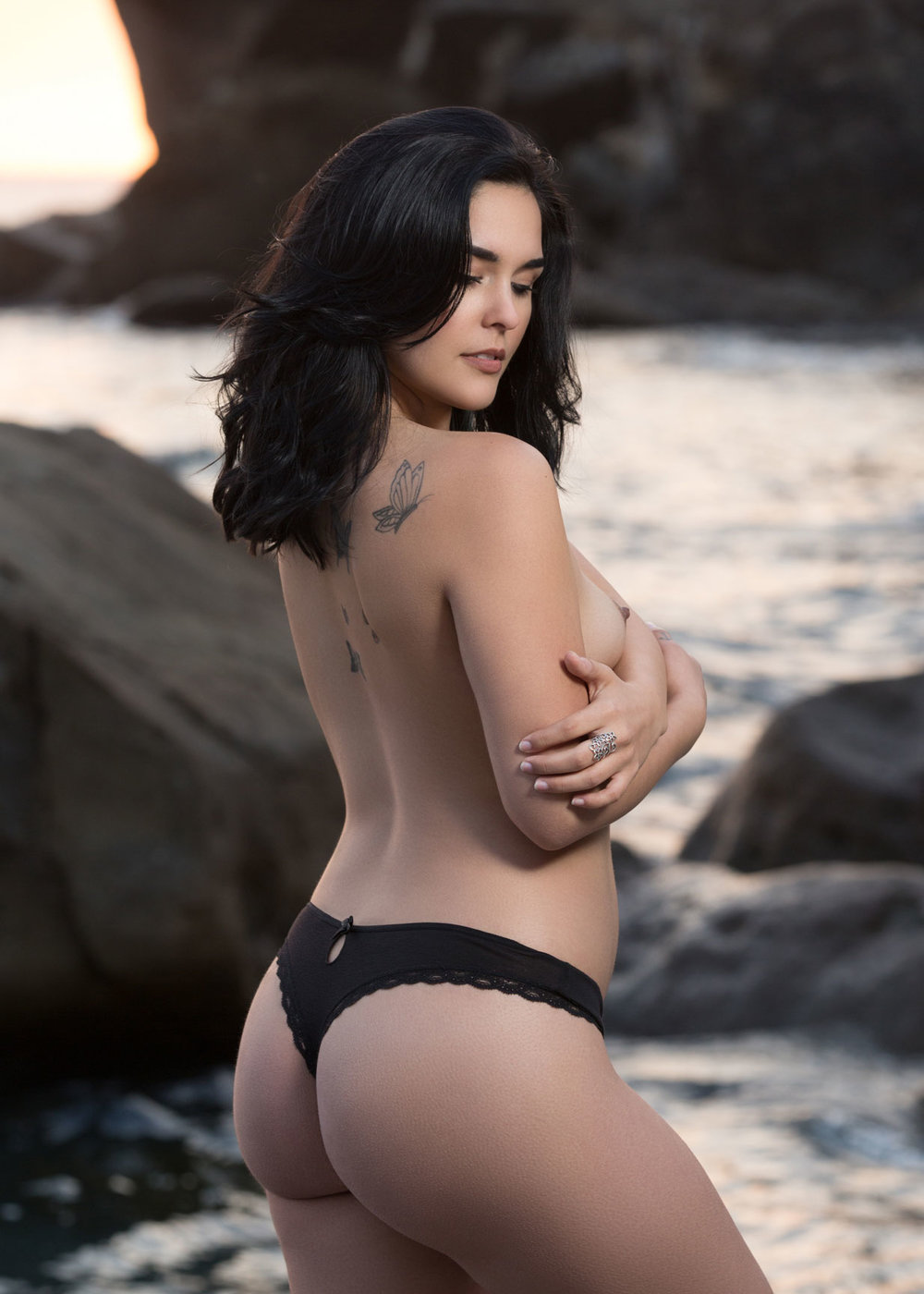 Fine Art Nude Boudoir Photographer