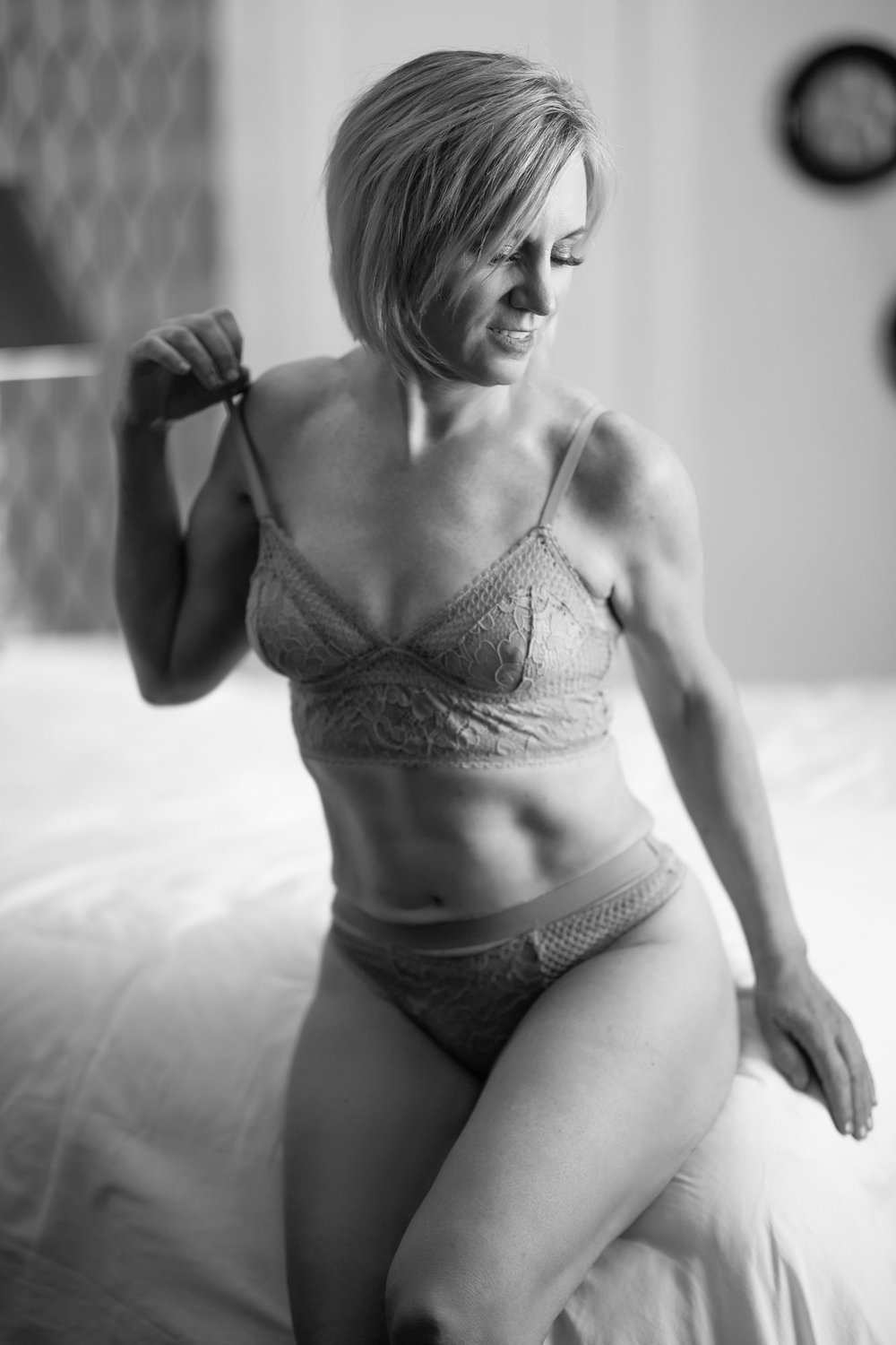 Mature Boudoir Photographer