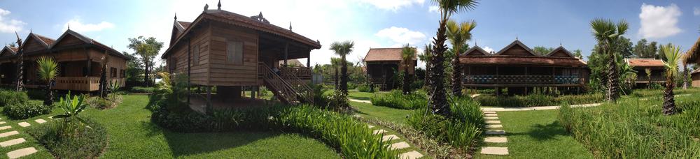 Landscape Design Cambodia