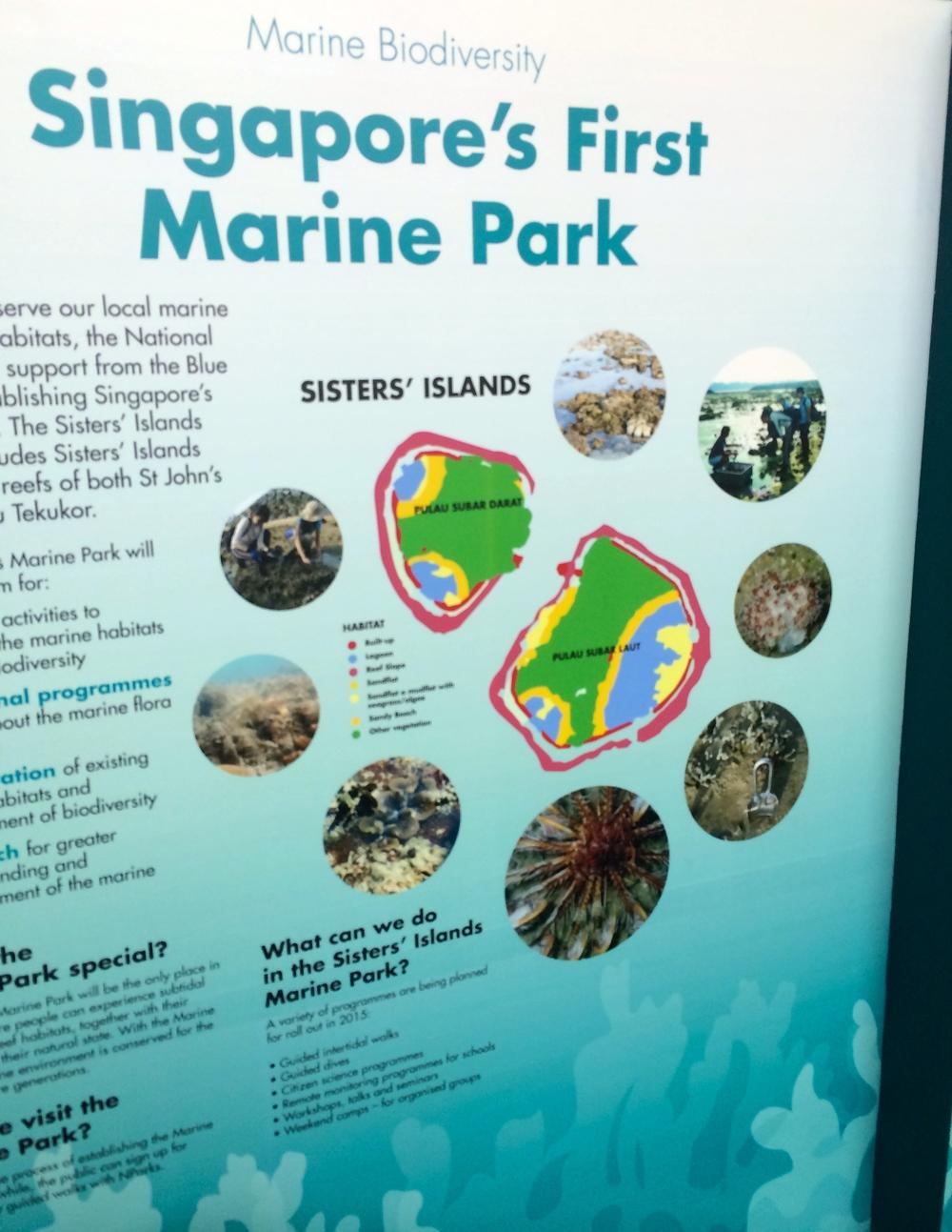 New Marine Reserve