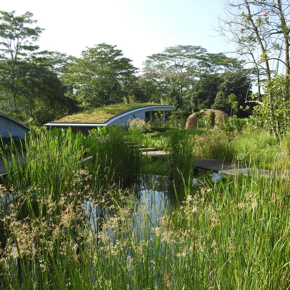 Platinum -Green Mark for New Parks BCA -