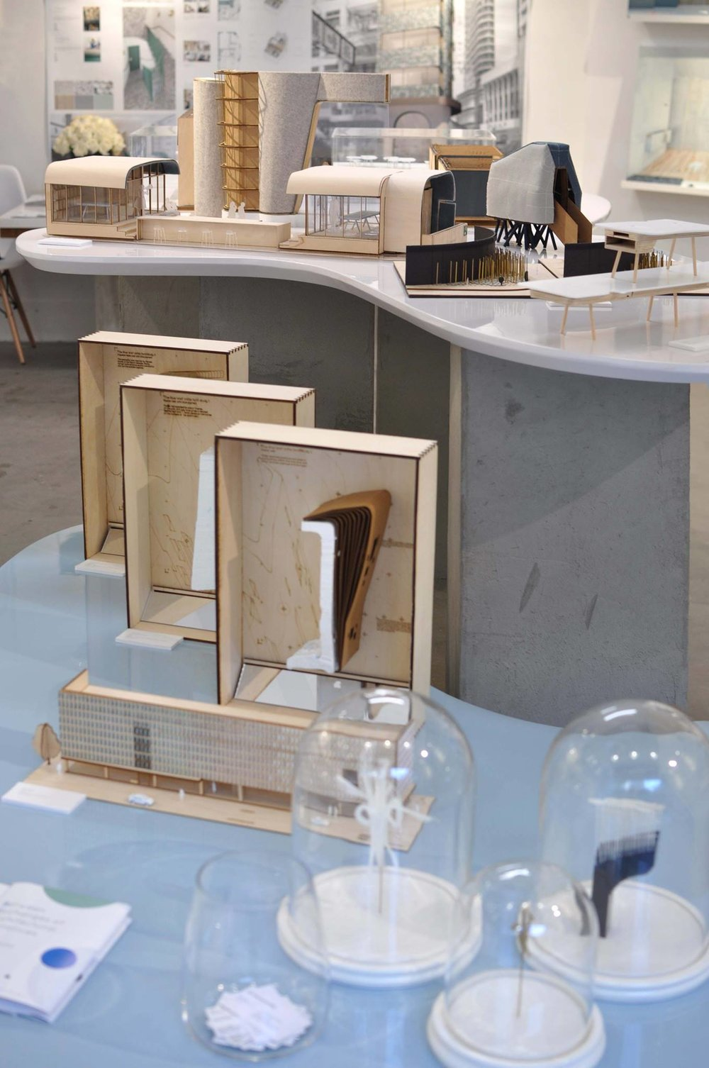 Le French May_  Our exhibition of over 100 exhibits of drawings and models at Le French May!   #architecture   #interior   #research   #design   #beanburo   #lefrenchmay  #winsmart   #zenith