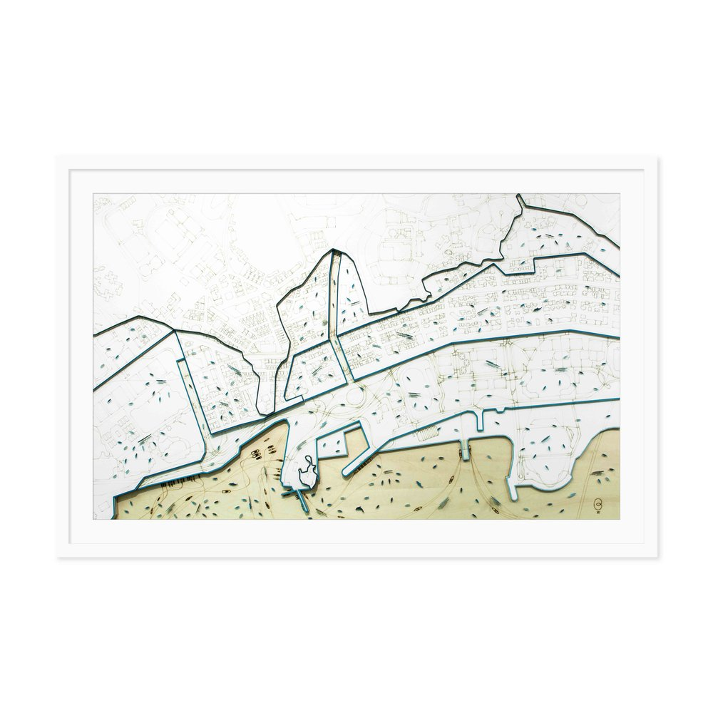 Bean Buro_The Work Project_Hong Kong Coastline_Lasercut drawing_01.jpg