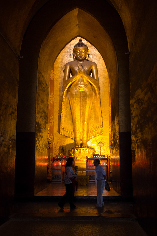 Ananda Temple, Bagan, Burma