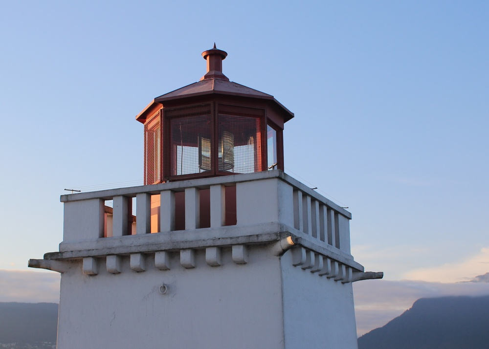 Lighthouse in Stanley Park, Vancouver
