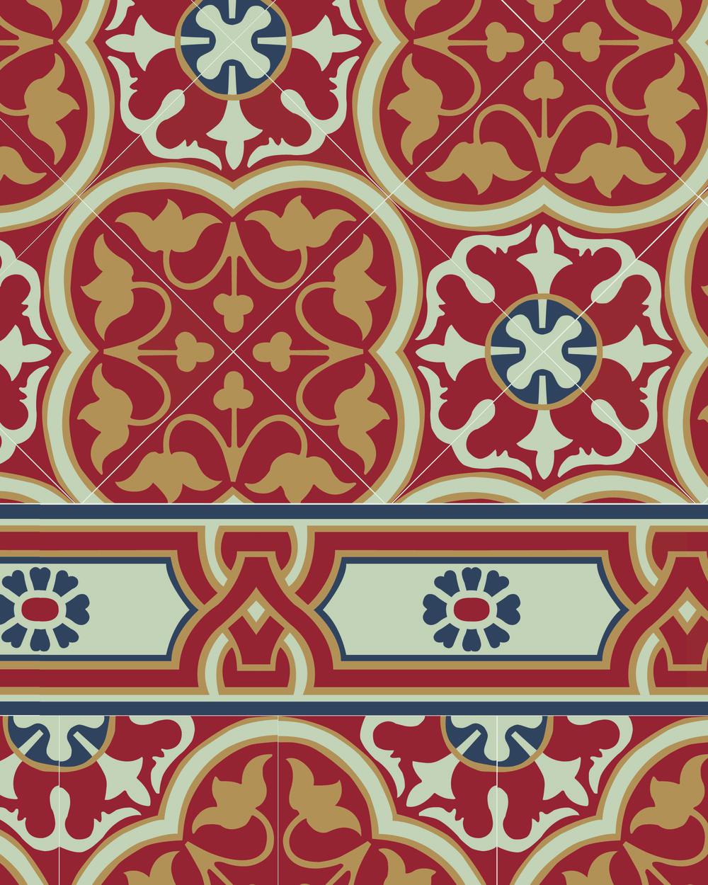 Thai Floor Tiles