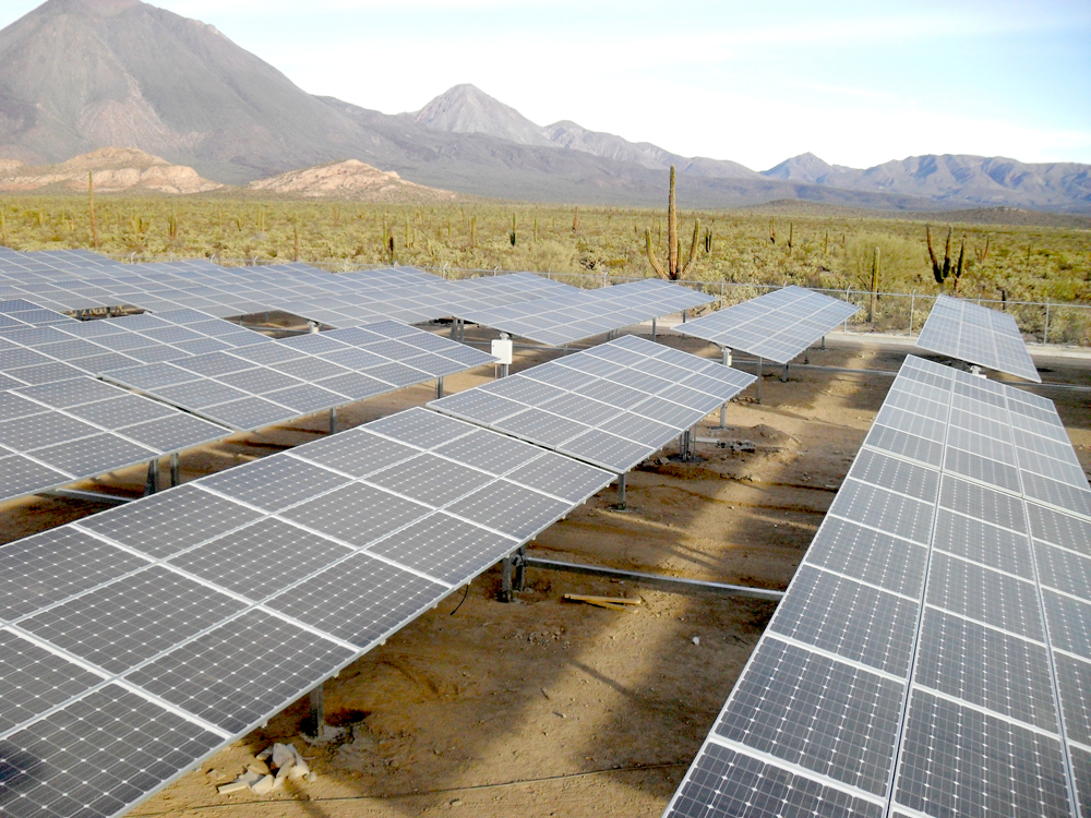 Top 15 Solar PV Projects in Mexico Image Source: Solarbusinessfocus.com