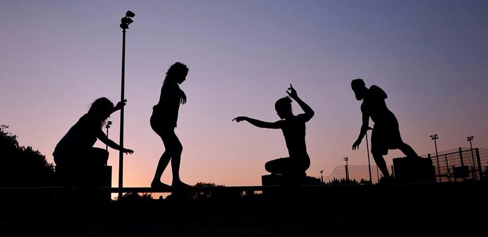 Find Balance Through Movement
