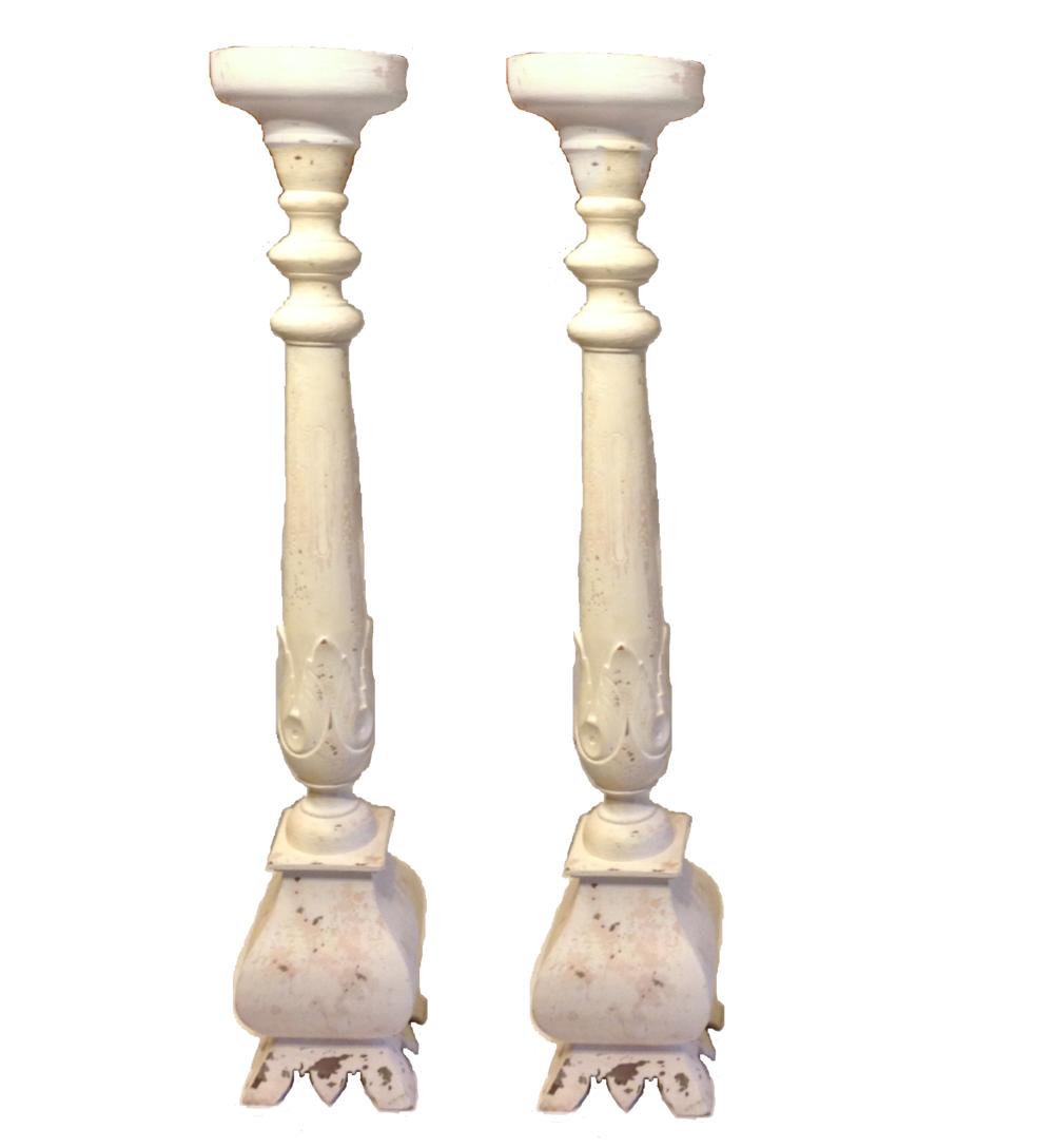 X Large Pillar Candles