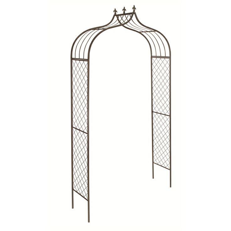 Rustic Garden Wedding Arch