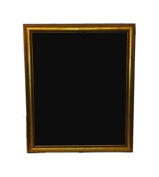 Gold Blackboard
