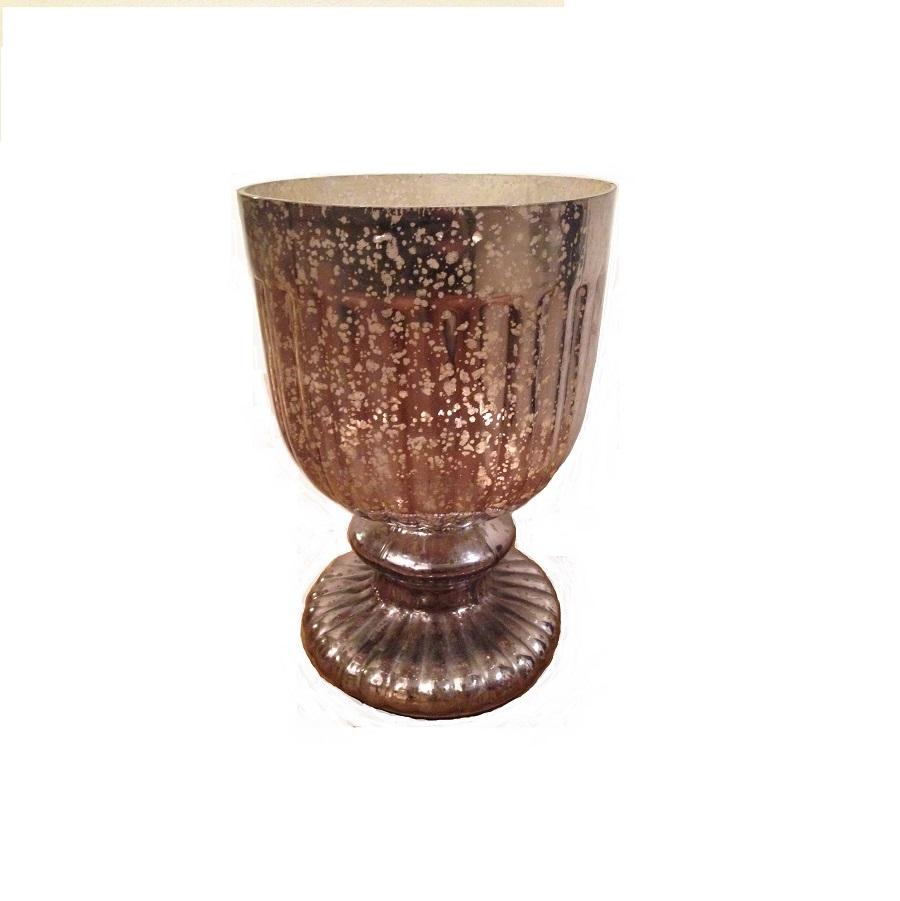Large Mercury Vases