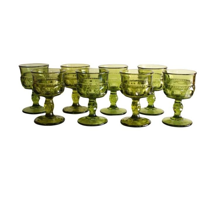 Spanish Wine Goblets