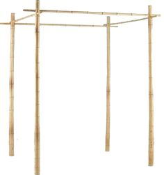 Bamboo Arbour $220