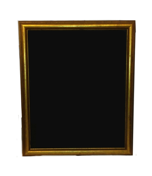 Gold Rim Large Blackboard Frame $20