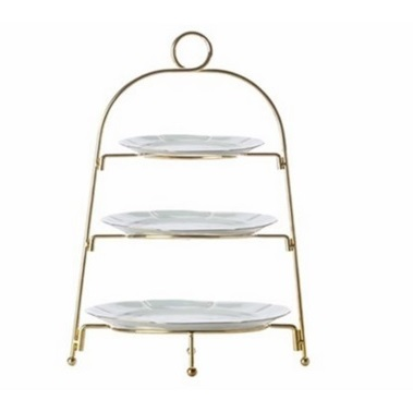 Tiered Cake Stand $12