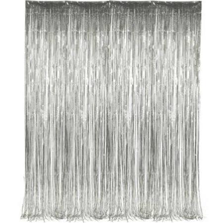 Silver Curtain $10