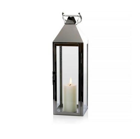 Extra Large Silver Lanterns $14