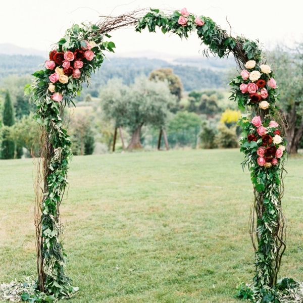 Rustic Willow Arch $180