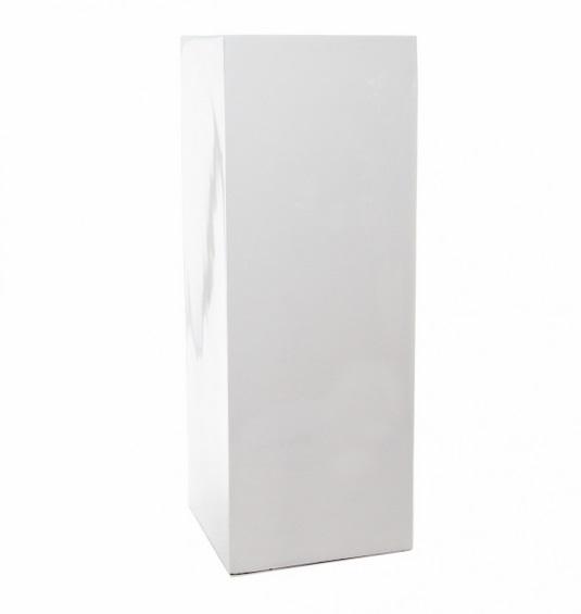White Plinths $50