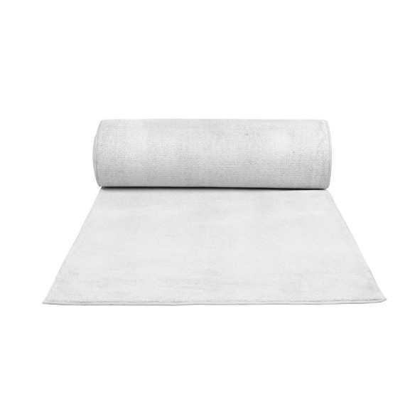White Carpet Runner $90
