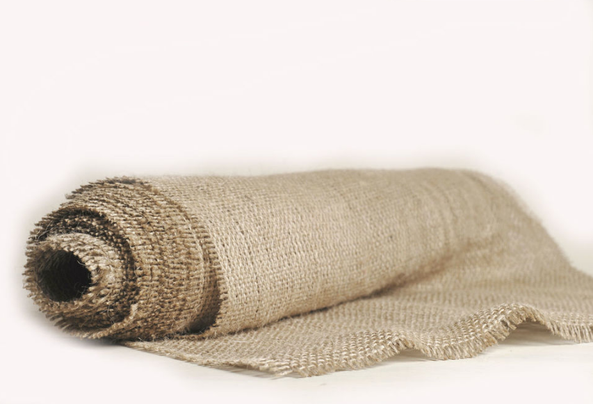 Hessian Table Runner $5