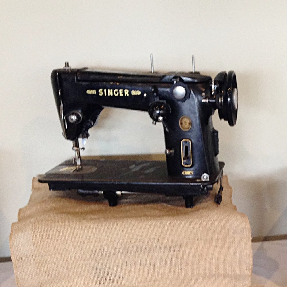 Vintage Sewing Machines $10