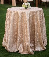 Sequin Table Cloth $50