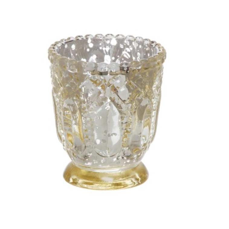 Gold Mercury Votive $3.50