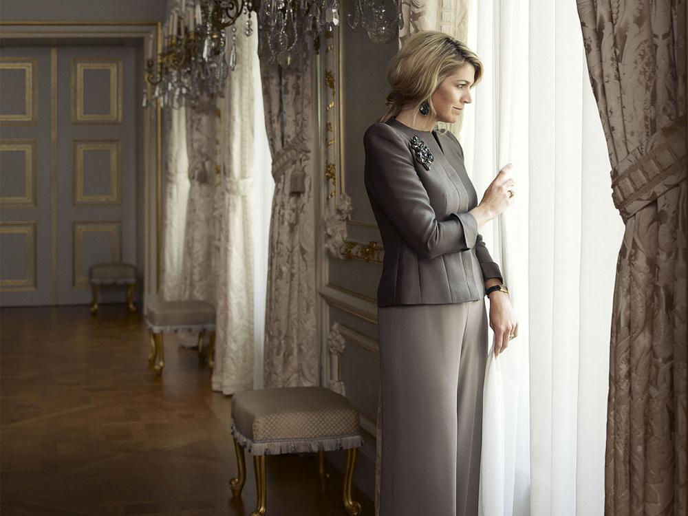 Και η πριγκίπισσα Μάξιμα της Ολλανδίας...