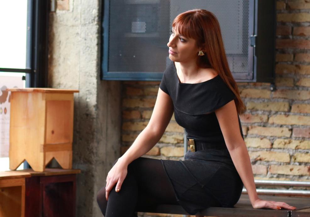 Eleni Kyriacou  «Δεν μπορώ ποτέ να θυμηθώ τι με κάνει να γελάω» a5ea50f1c00