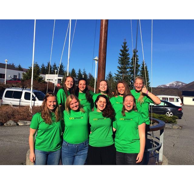 CFC året er snart slutt. Heldigvis gleder de norske #kfukkfum deltakerne seg til TT:15, og vi håper å se DEG der! 😊😃👍