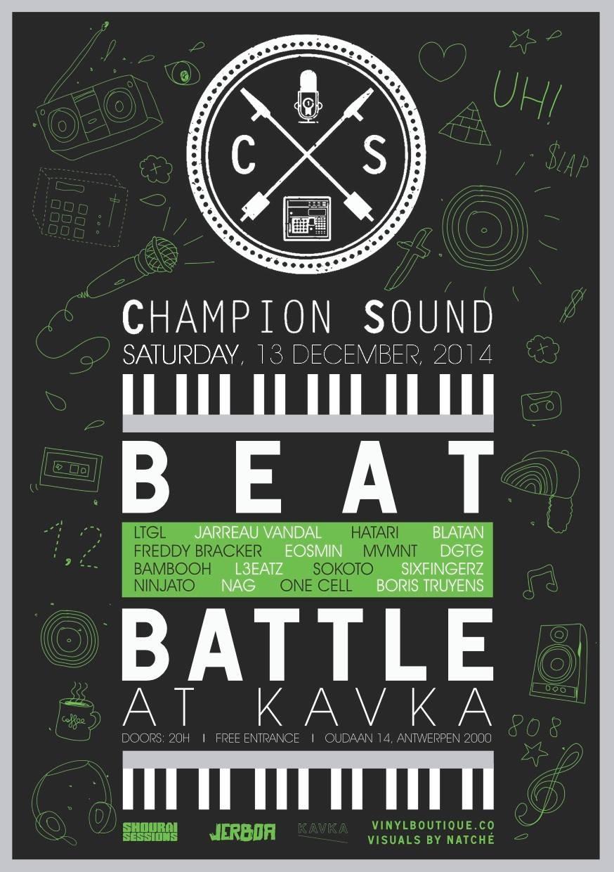 Champion Sound 2014