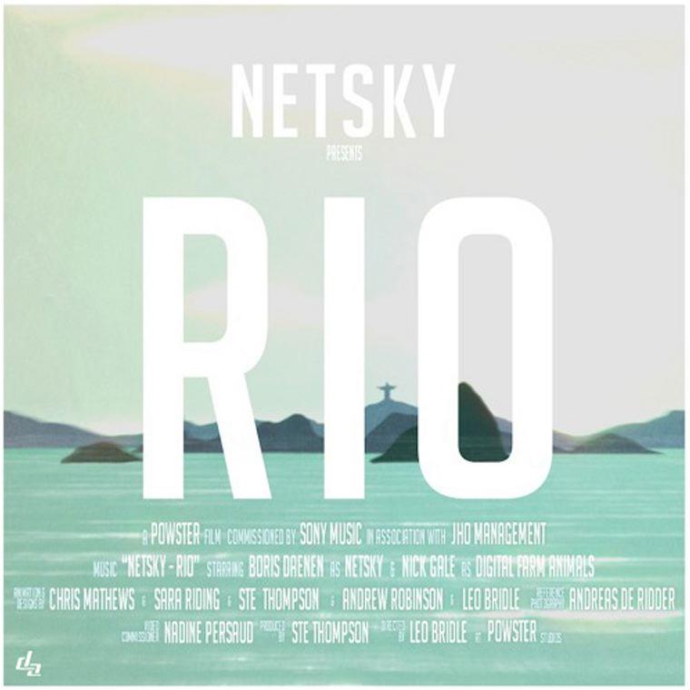 Jerboa Mastering; Netsky - Rio (Subtropics Remix) Mixed - Mastered