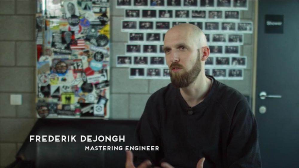 Frederik Dejongh, Jerboa Mastering