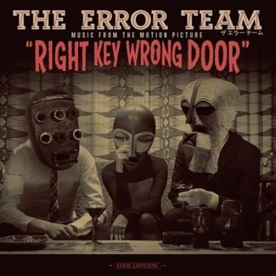 The Error Team - Right Key Wrong Door - Jerboa Mastering