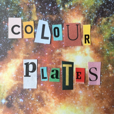 Copy of Colour Plates - Colour Plates EP
