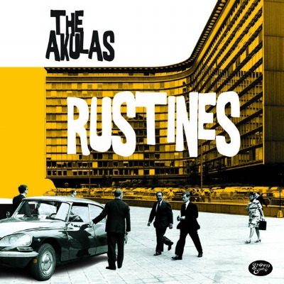 The Akulas - Rustines