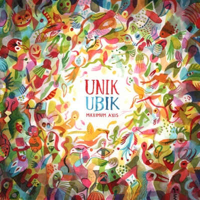 Unik Ubik - Maximum Axis
