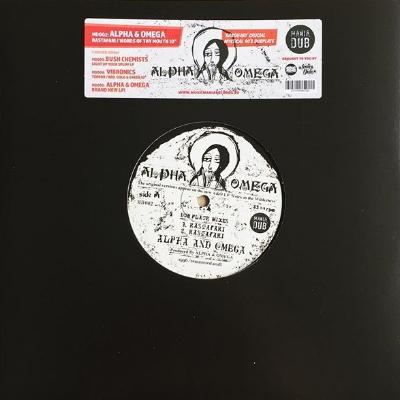 Alpha & Omega - Rastafari, Words Of Thy Mouth