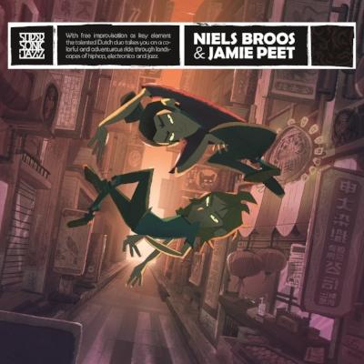Niels Broos & Jamie Peet EP
