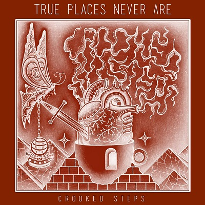 Crooked Steps - True Places Never Are