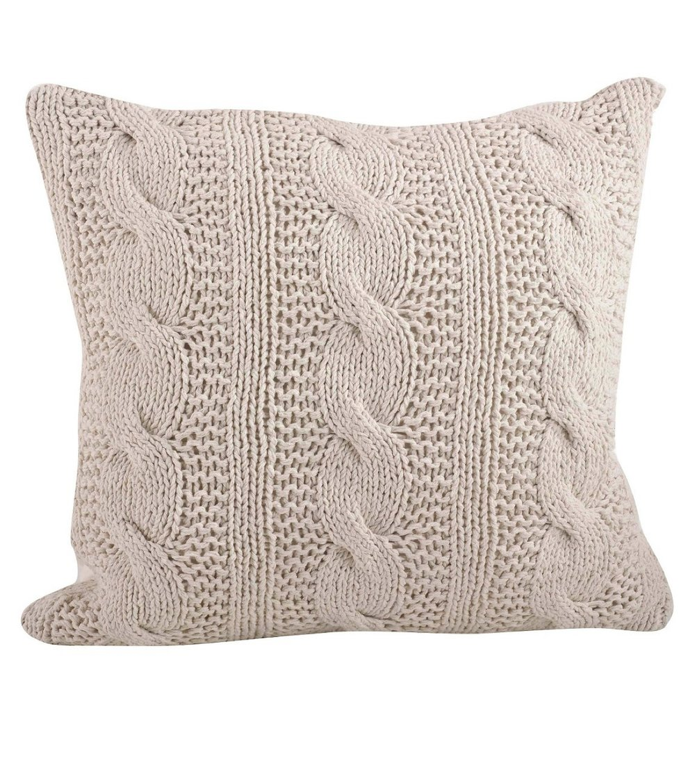 - I'm a lover of all things cozy and comfy! These are everywhere in our home. They are oversized and perfect for lazy weekends on the couch.Find it here.