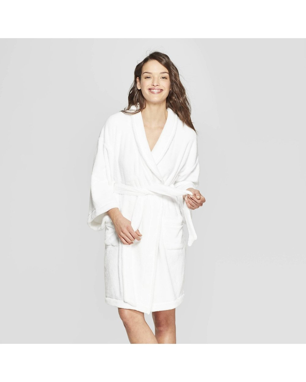 - Give me all the comfy things please. This is super cozy y'all. Stars Above is a new sleep line at Target and I'm all about it. This robe is at the top of my list, but be sure to check out their cute pj's too!Find it here.
