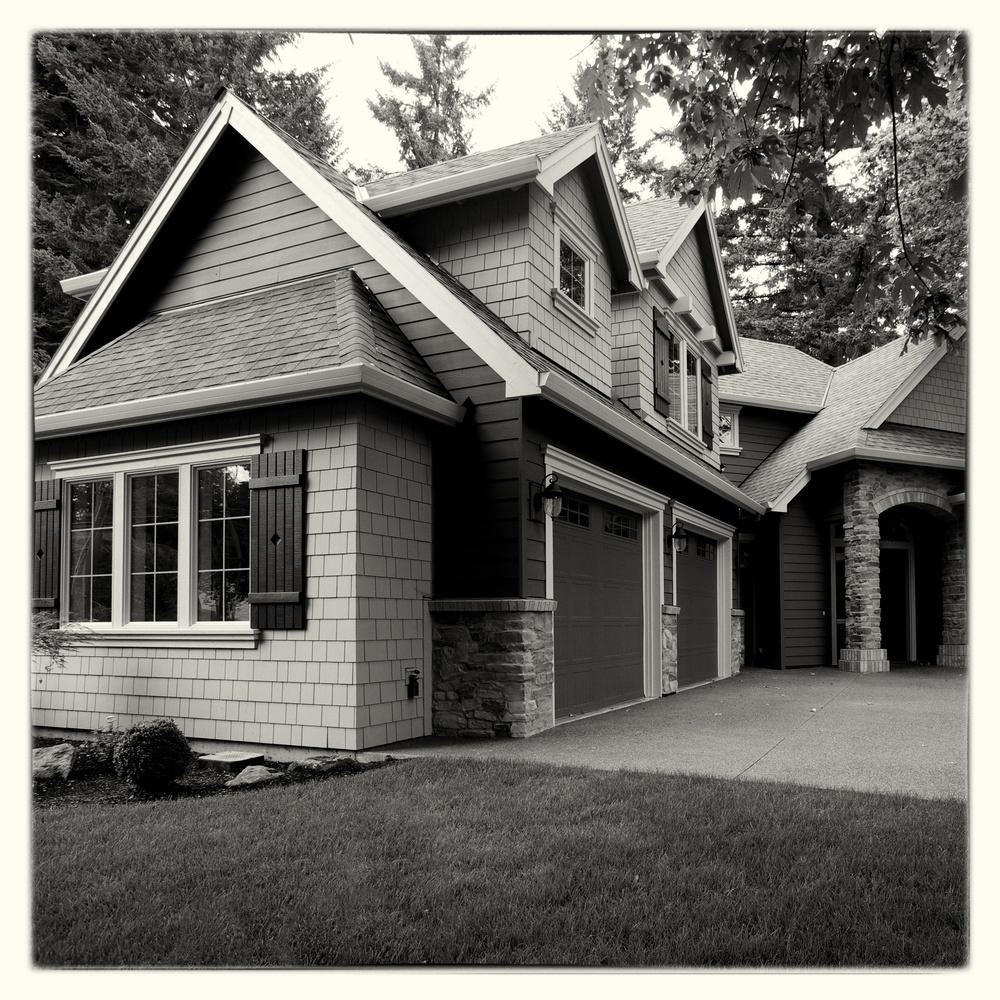 Craftsman Home - Photo J&K