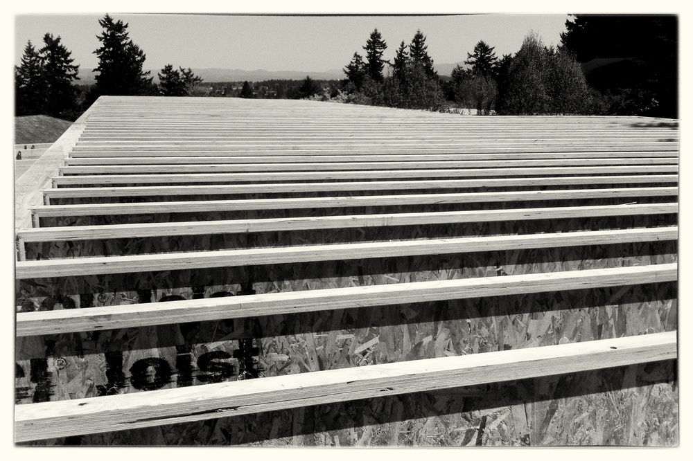 I-Joist Floor - Oregon City