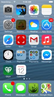 Mobile Phone Screenshot 2