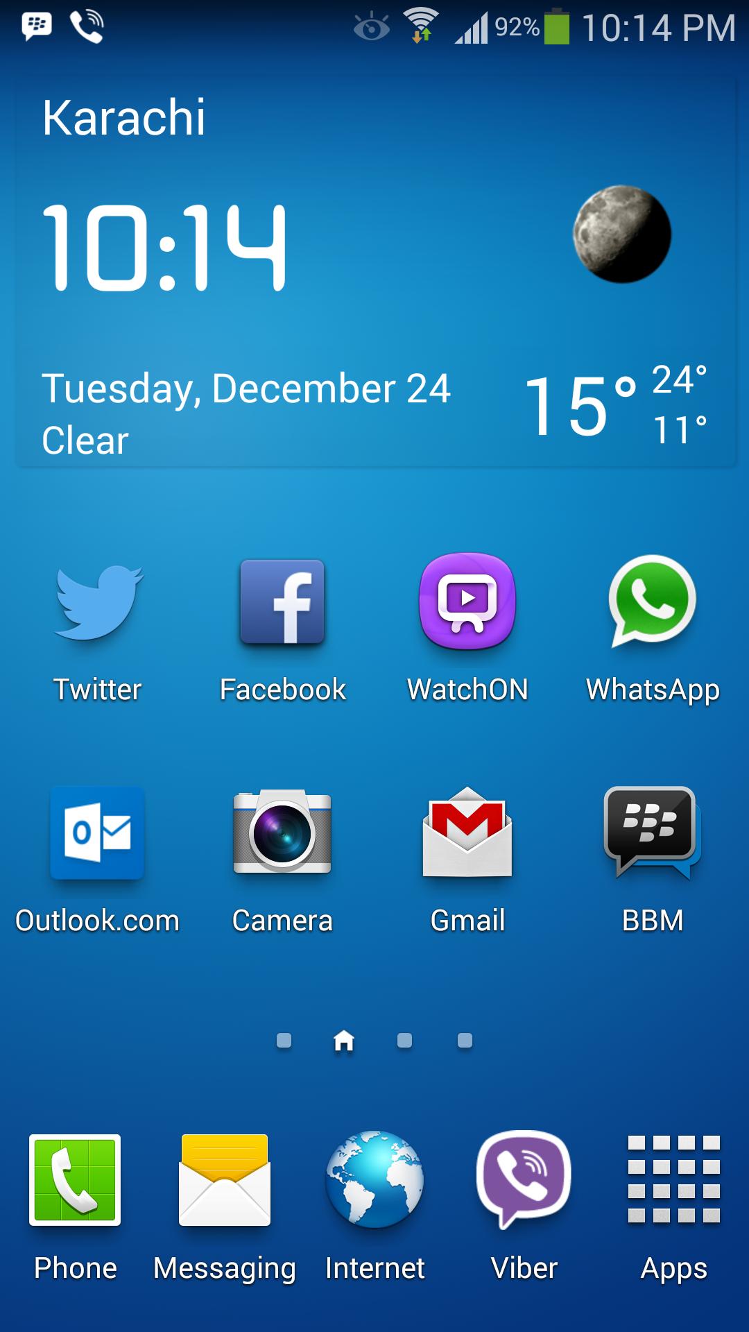 Mobile Phone Screenshot 4