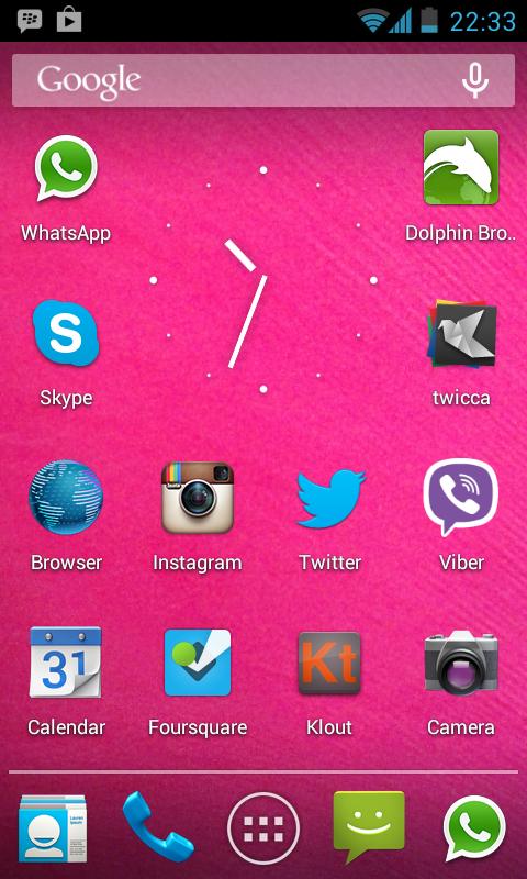 Mobile Phone Screenshot 5