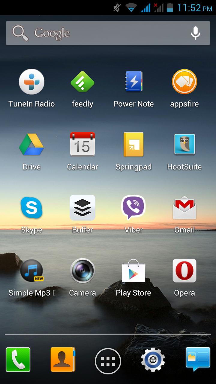 Mobile Phone Screenshot 6